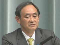 平成27年3月13日(金)午後-内閣官房長官記者会見