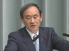平成27年4月8日(水)午後-内閣官房長官記者会見