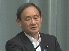 平成27年7月22日(水)午前-内閣官房長官記者会見