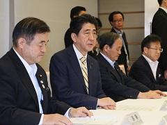 新国立競技場整備計画再検討のための関係閣僚会議-平成27年7月21日