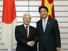 日・ベトナム首脳会談等-平成27年9月15日