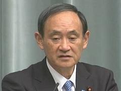 平成27年11月11日(水)午後-内閣官房長官記者会見