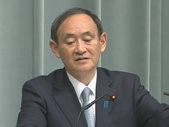 平成28年3月28日(月)午前-内閣官房長官記者会見
