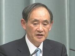 平成28年4月14日(木)午後2-内閣官房長官記者会見