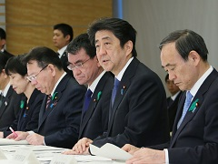 平成28年熊本県熊本地方を震源とする地震非常災害対策本部会議(第3回)-平成28年4月15日