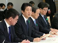 平成28年熊本県熊本地方を震源とする地震非常災害対策本部会議(第5回)-平成28年4月16日