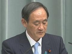 平成28年4月18日(月)午後-内閣官房長官記者会見