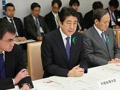平成28年熊本県熊本地方を震源とする地震非常災害対策本部会議(第7回)-平成28年4月17日