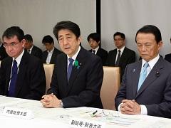 平成28年熊本県熊本地方を震源とする地震非常災害対策本部会議(第8回)-平成28年4月17日
