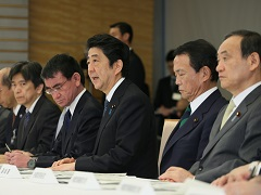 平成28年熊本県熊本地方を震源とする地震非常災害対策本部会議(第15回)-平成28年4月24日