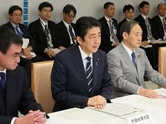 平成28年熊本県熊本地方を震源とする地震非常災害対策本部会議(第16回)-平成28年4月25日