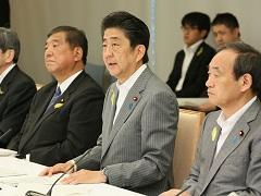 犯罪対策閣僚会議-平成28年7月12日