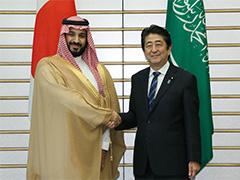 ムハンマド・ビン・サルマン・サウジアラビア王国副皇太子兼国防大臣の会談等-平成28年9月1日