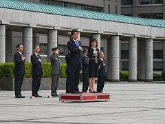 自衛隊高級幹部会同-平成28年9月12日