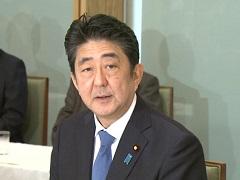 政府与党連絡会議-平成28年9月12日