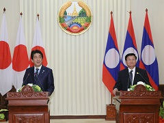 ASEAN関連首脳会議出席等-1日目--平成28年9月6日