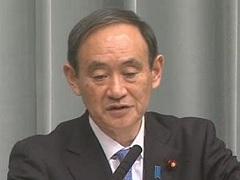 平成28年11月9日(水)午前-内閣官房長官記者会見