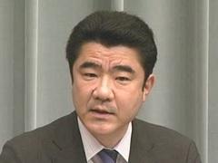 平成28年11月10日(木)午後-内閣官房長官記者会見(野上浩太郎内閣官房副長官)