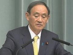 平成28年12月1日(木)午後-内閣官房長官記者会見