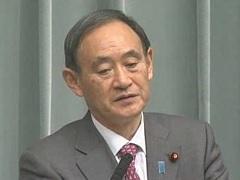 平成28年12月5日(月)午後-内閣官房長官記者会見
