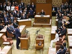 国家基本政策委員会両院合同審査会(党首討論)-平成28年12月7日