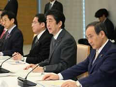 持続可能な開発目標(SDGs)推進本部-平成28年12月22日