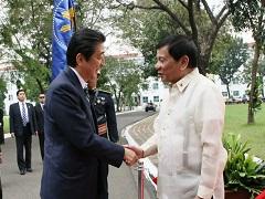 フィリピン訪問-1日目--平成29年1月12日