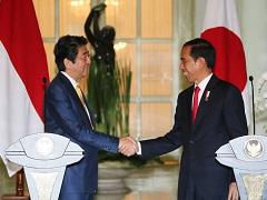インドネシア訪問-平成29年1月15日