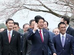 福島県下訪問-平成29年4月8日
