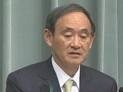平成29年4月17日(月)午後-内閣官房長官記者会見