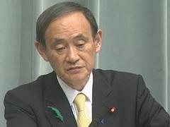 平成29年4月20日(木)午前-内閣官房長官記者会見