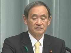 平成29年4月20日(木)午後-内閣官房長官記者会見