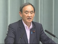 平成29年5月24日(水)午前-内閣官房長官記者会見