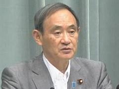 平成29年6月6日(火)午前-内閣官房長官記者会見