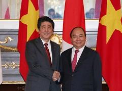 日・ベトナム首脳会談等-平成29年6月6日