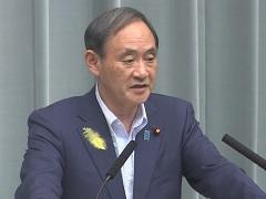 平成29年7月5日(水)午後2-内閣官房長官記者会見
