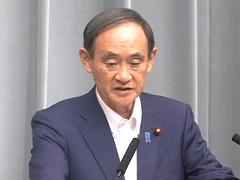 平成29年7月8日(土)午前-内閣官房長官記者会見