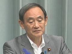 平成29年7月19日(水)午前-内閣官房長官記者会見