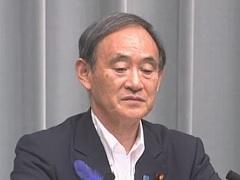 平成29年7月20日(木)午前-内閣官房長官記者会見