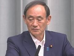 平成29年7月24日(月)午後-内閣官房長官記者会見