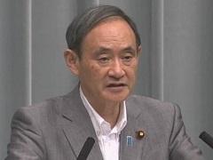 平成29年7月28日(金)午前-内閣官房長官記者会見