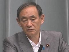 平成29年7月28日(金)午後-内閣官房長官記者会見