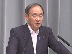 平成29年7月29日(土)午前2-内閣官房長官記者会見