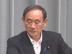 平成29年8月1日(火)午後-内閣官房長官記者会見