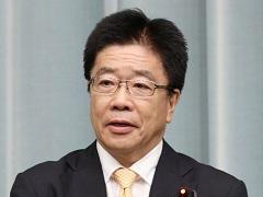 第3次安倍第3次改造内閣閣僚記者会見「加藤勝信大臣」