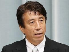 第3次安倍第3次改造内閣閣僚記者会見「齋藤健大臣」