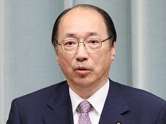 第3次安倍第3次改造内閣閣僚記者会見「中川雅治大臣」