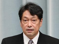 第3次安倍第3次改造内閣閣僚記者会見「小野寺五典大臣」