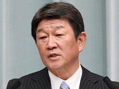 第3次安倍第3次改造内閣閣僚記者会見「茂木敏充大臣」