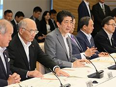 復興推進会議-平成29年8月8日